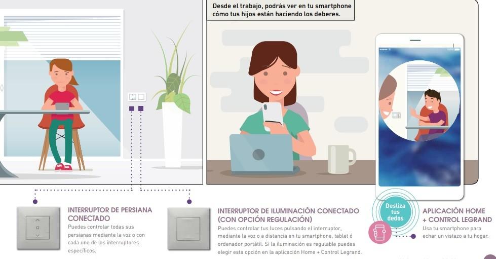 Mecanismos Valena Next with Netatmo para conseguir tu hogar conectado