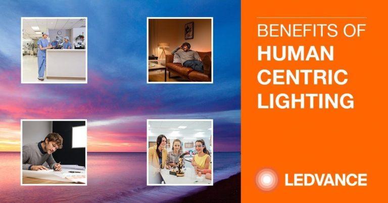 Qué influencia tiene la iluminación LED en la salud