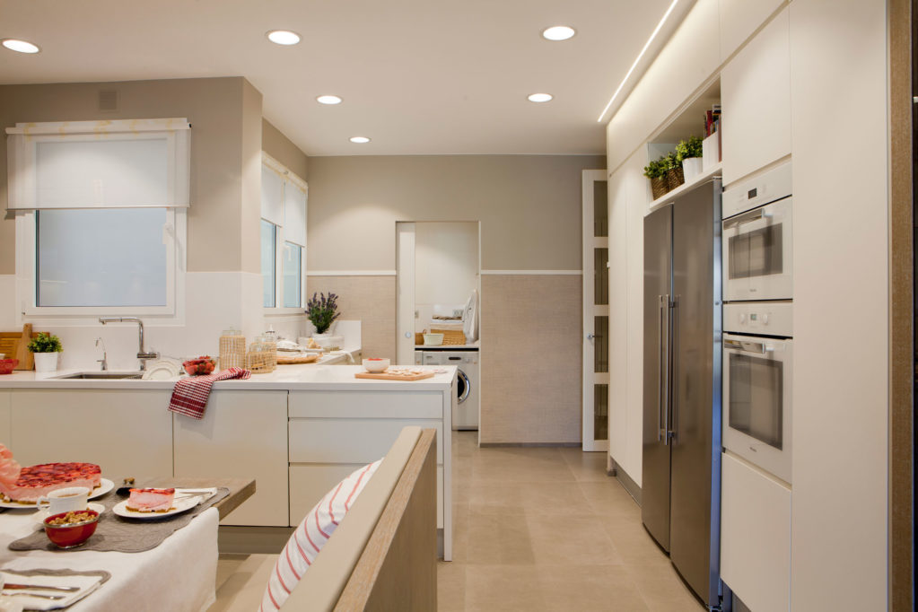Moderniza tu cocina con downlight LED