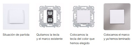 Mecanismos New Unica Schneider se integra a tu proyecto