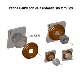 Instalación Mecanismos Garby Fontini
