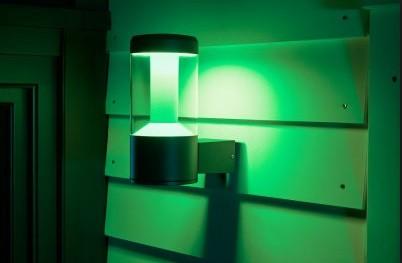SMART+ Outdoor Lantern Modern Wall de Ledvance