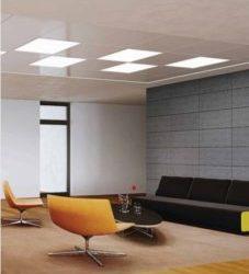 Iluminación con Panel LED LEDVANCE en Qmadis