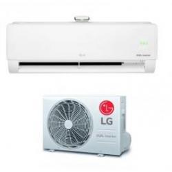 Aire acondicionado inverter LG (21050 frigorías) Purificador de aire