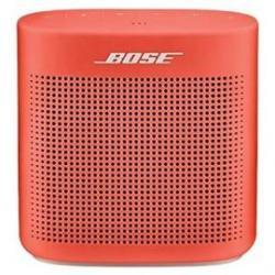 Altavoz Bose Bluetooth SoundLink Color II rojo