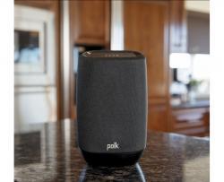 Altavoz inteligente Polk Assist inalámbrico Wi-Fi 80W Negro