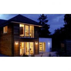 Aplicación de Aplique de pared Ledvance Outdoor LED Facade Spot