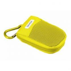Auricular deportivo inalámbrico amarillo Denon AH-W150