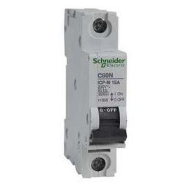 ICP-M C60N 1P 15A interruptor magnetotérmico