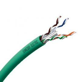 Bobina de 500 metros cable U/UTP 4P Cat 6 LSZH