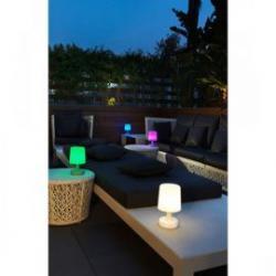 Leds C4 Moonlight Sobremesa LED 1W RGB blanco