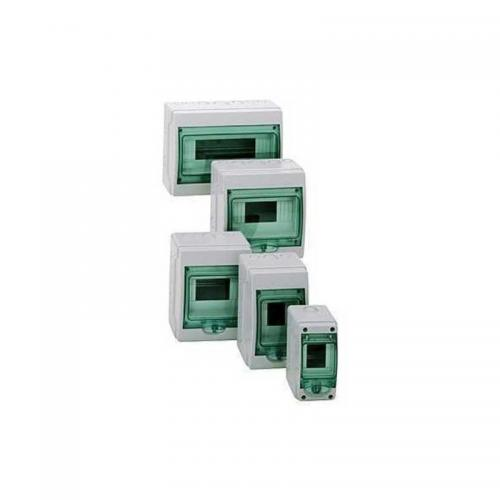 Minicofret Kaedra 1 fila 12 módulos Schneider
