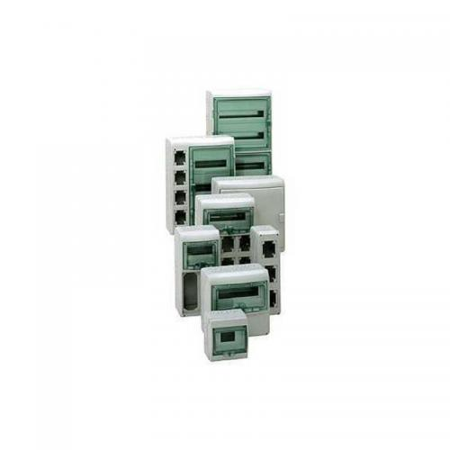 Minicofret Kaedra 1 fila 6 módulos Schneider