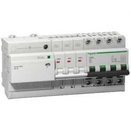 Combi SPU 3P+N 25A protección combinado sobretensión
