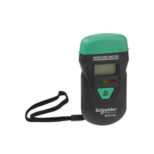 Higrómetro medición grado humedad y temperatura ambiente