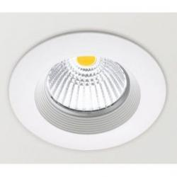 Aro empotrable Dot Fix estanco 5W 4000k blanco Arkoslight