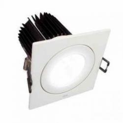 Foco LED cuadrado 15,5W 830 1000LM blanco