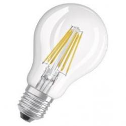Lámpara led filamento 8W blanco cálido E27 Osram