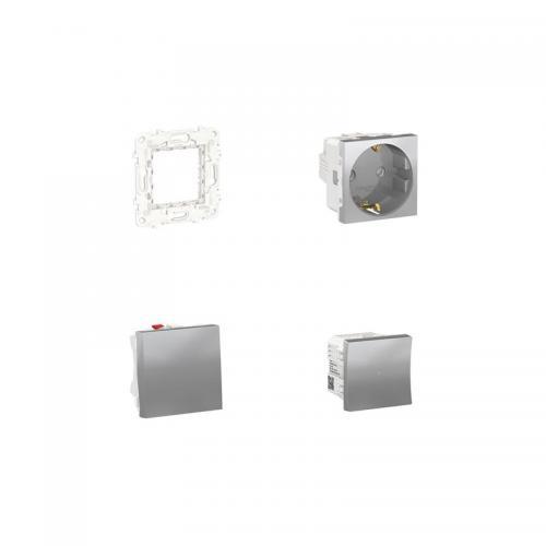 Kit Wiser Iluminación habitación (Aluminio)