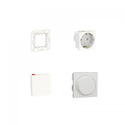 Kit Wiser Iluminación regulable Dormitorio (Polar)
