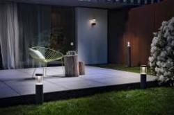 Luminarias Led de fachada y suelo Ledvance
