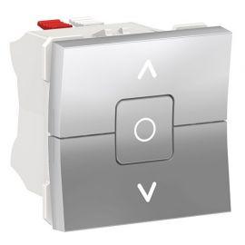 Interruptor persianas aluminio New Unica NU320830