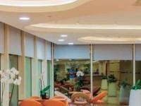 Iluminación con plafones LED de superficie