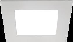 Empotrable QUAD 2 4000K 15,5 W aluminio A1890212Z Arkoslight