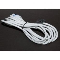 Cable alimentación blanco para Flexilight LED