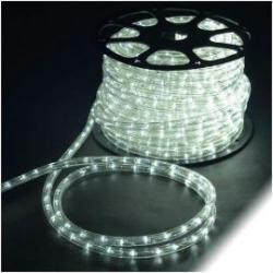 Rollo 45M cable luminoso navideño  Flexilight color blanco frío