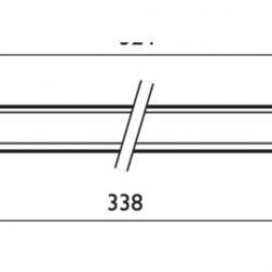 Regleta Pentura Mini Led GEN 3 con Conector BN132C 840 4W 4000K 350 lm