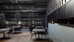 Iluminación LED Restaurante Merkato