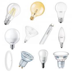 Bombillas y Tubos LED
