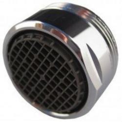 Aireador estándar metálico macho m24 para grifo