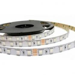 ROLLO 5M TIRA LED 24V TURIN 14,4W/MT IP20 4000K/44.36€