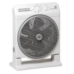 Ventilador S&P Box Fan 55W Meteor NT Reclinable