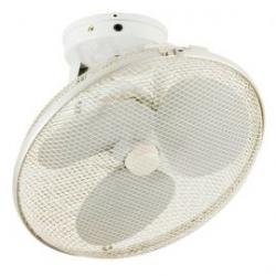 Ventilador de techo S&P 60W gris ARTIC-400 R