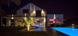 Iluminación LED de fachadas con apliques