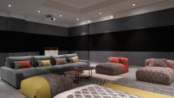 Iluminación salón con Swap de Arkoslight