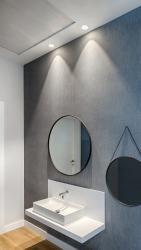 Iluminación baño con Swap de Arkoslight