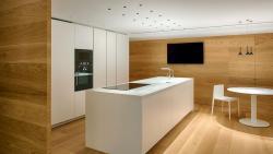 Iluminación cocina con foco Led empotrable Swap de Arkoslight