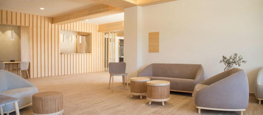 Iluminación para Hotel más eficiente