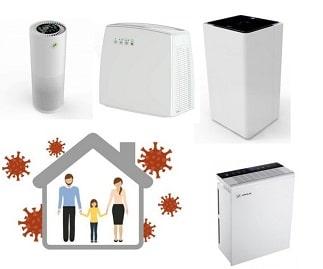 Purificadores de aire con filtro HEPA: 7 pasos para elegir el mejor