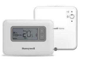 Termostato digital inalámbrico emisor - receptor V.T3R Honeywell