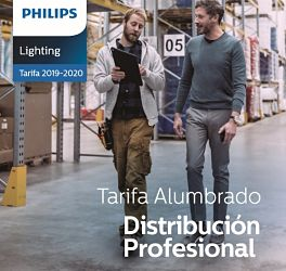 Tarifa Philips Ledinaire 2019-2020